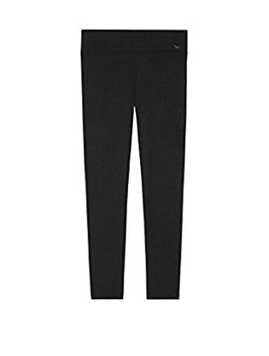 906e9b185b Victoria's Secret Pink Ultimate Fleece Lined Legging Pant Pure Black(Large)