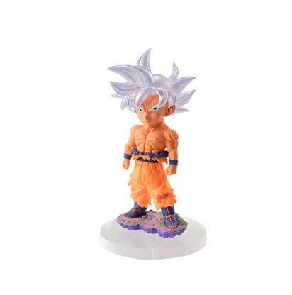 Grocoto Action & Toy Figures - Original BANDAI Styling Dragon Ball Super UG 08 Goku UI Jiren Gogeeta Figure Brinquedos Toys Figurals Dolls 1 PCs