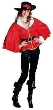 Magic F. Disfraz mosquetero/ gato con botas para mujer talla XS ...