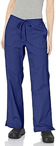 Code Happy Bliss W/Certainty Mid Rise Moderate Flare Pantalones con cordón para Mujer