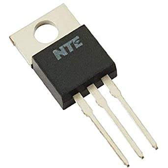 80V NTE Electronics NTE264 PNP Silicon Complementary Darlington Transistor with Power Amplifier 10 Amp