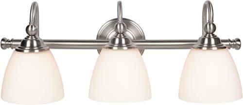 Craftmade Lighting Vanity - Craftmade 39903-BNK Three Light Vanity