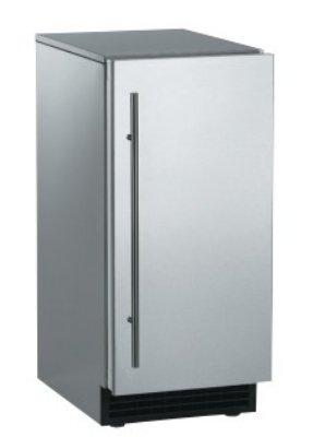 Undercounter Gourmet Ice Machine - Scotsman SCCG50M1SU 15 Under-Counter Gourmet Ice Machine, Gravity Drain - Panel Ready Door
