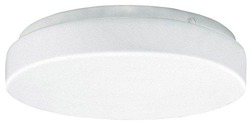 AFX Lighting C2F192400L30D1 Acrylic LED Flush Mount Light Fixture, White