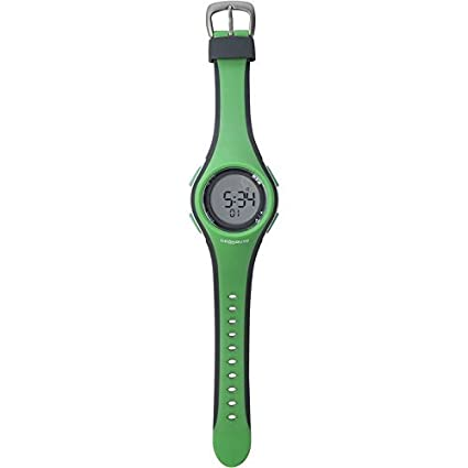 9854980da03653 DECATHLON GEONAUTE W200 M TIMER SPORT WATCH - VERDE: Amazon.it: Sport e  tempo libero