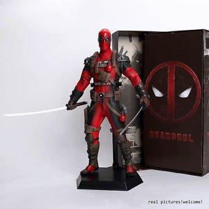 Marvel Legends Wave X-men Deadpool Wade Wilson New Statue Action Figure 12