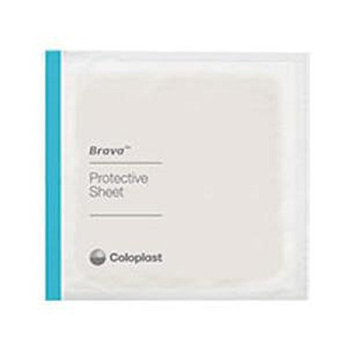 Coloplast - Brava - Skin Barrier Protective Sheets - 8