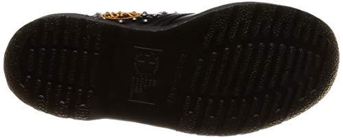 Martens Dr Bianco Black 1461 Rockabilly Scarpe 7YT1Yw