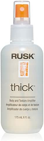 RUSK Designer Collection Thick Body and Texture Amplifier, 6 fl. oz