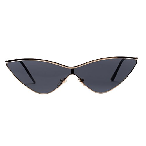 Mode Décontracté De Homyl Eyewear Lunette Soleil Style Rétro Gris En Unisexe Triangle wRCqYxaf