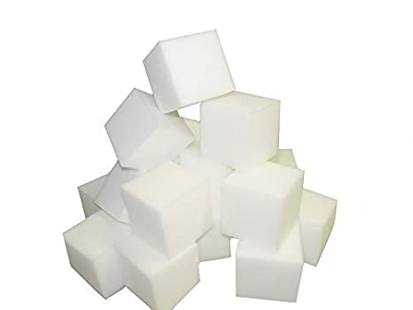 Fosos de espuma, gimnasia, cubos de cama elástica & Huesos de monopatín, bloques