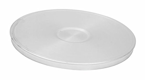 Gilson V12SFXCR Stainless Steel Sieve, Cover with Ring, 12