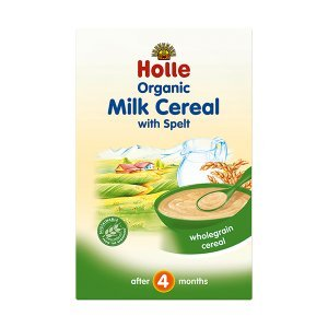Holle Organic Baby Milk Cereal with Spelt by BABYcall