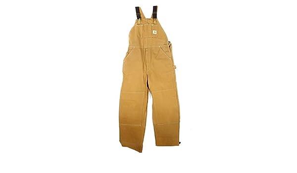 Carhartt - Chándal - para Hombre marrón 28W x 32L: Amazon.es: Ropa ...