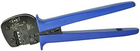 ケーブルカッター タイココネクタ ハンド圧着ペンチ ソーラー圧着工具 手動ケーブルカッター