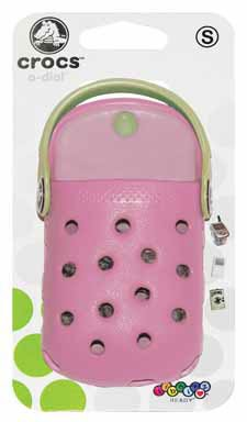 (Nite Ize Crocs O-dial Phone Camera Mp3 Case Pink - 1 Piece)