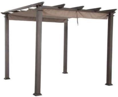 Garden Winds Cubierta Superior de toldo de Repuesto para Home Depot Hampton Bay GFM00467F Pérgola – Tejido estándar 350: Amazon.es: Jardín
