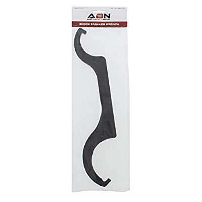 ABN Spanner Wrench, 68mm and 87mm – Universal Adjuster for Shock Absorber and Adjustment for Bike Rack Carrier Cable: Automotive
