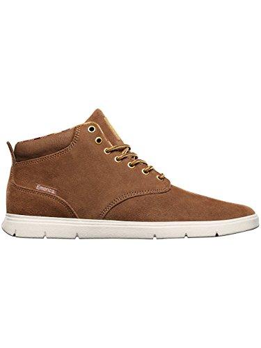 EmericaWino Cruiser Hlt - Zapatillas de Deporte hombre marrón - brown/white/marron