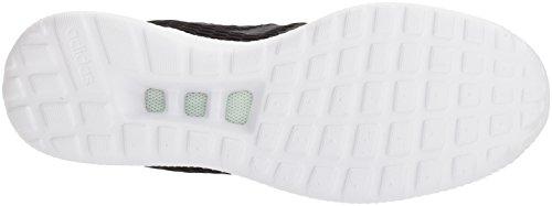 Adidas Neo Donna Cf Lite Racer Cc W Nero / Nero / Foschia Corallo