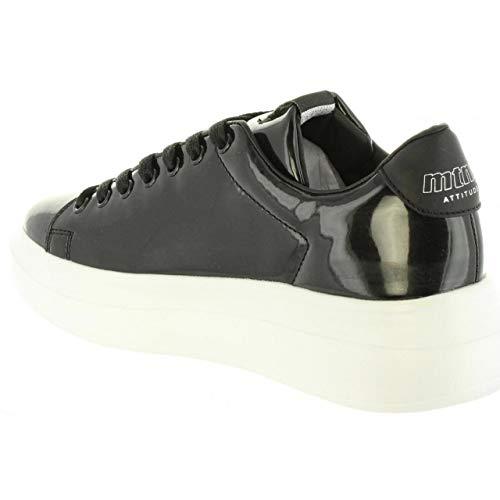 Zapatos Negro De Mujer Tornasol 69209 Mtng 8Zvwq8