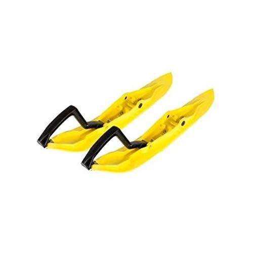 (KIMPEX Rush Ski Complete Kit Yellow 272063)