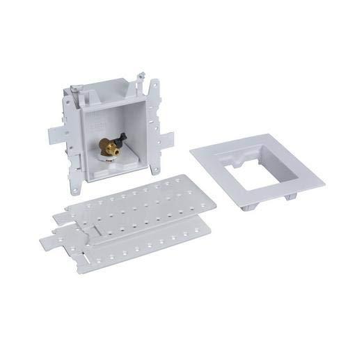 Oatey 37683, Moda System for Ice Maker, 1-Valve, F1960 PEX (Brass), Pack of 12 pcs