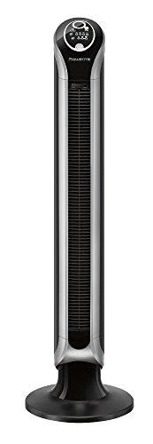 Rowenta VU6670 180 Degree Tower Tall, Remote