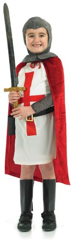 Crusader Knight Boy - St George Knight Costume