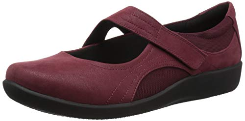 Image of CLARKS Women's Sillian Bella Mary Jane Flat