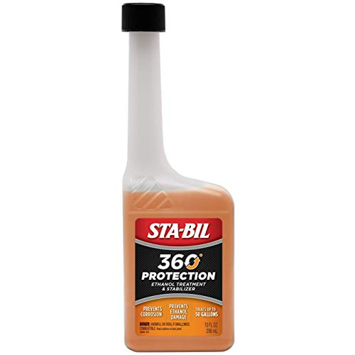 STA-BIL 22264 10 Ounces Ethanol Treatment and Fuel Stabilizer