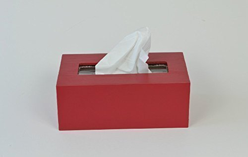 Large Kleenex Box Cover (Choose a DARK Color) / Wooden Tissue Box Holder (160 count)