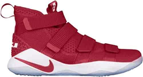 be6f7f1eb814a Nike Lebron Soldier XI TB Promo Team Red Men s Basketball Shoes Size  12.5  943155 600