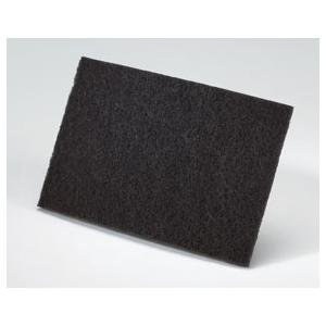 Norton Speed-Lok TR Back-Up Pad, 3'' Diameter, Grit Medium (Pack of 10) by Norton Abrasives - St. Gobain