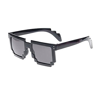 Amazon.com: anteojos de sol, Color SODIAL (R) Retro Novedad ...