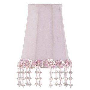Petal Flower Sconce Shade - Jubilee Collection 6076 Petal Flower Sconce Shade, Pink