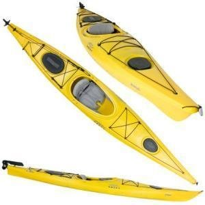 Amazon Com Necky Zoar Sport Kayak Yellow One Size
