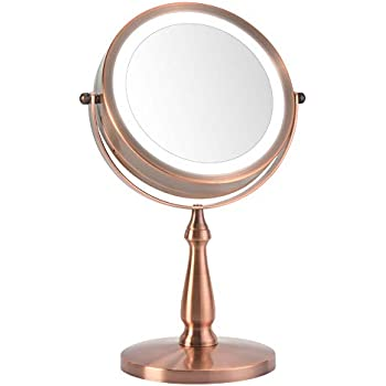 Amazon Com Vanity Mirrors Lighted Makeup Mirrors With