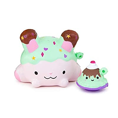 Smooshy Mushy Core Series 3  - Creamery, Color may vary: Toys & Games