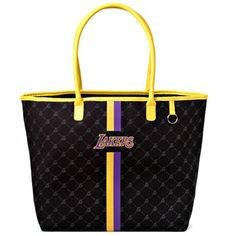 NBA L A Lakers Canvas Tote Bag