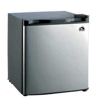 Igloo Modern Design 1.6 cu. ft. Mini Refrigerator in Stai...