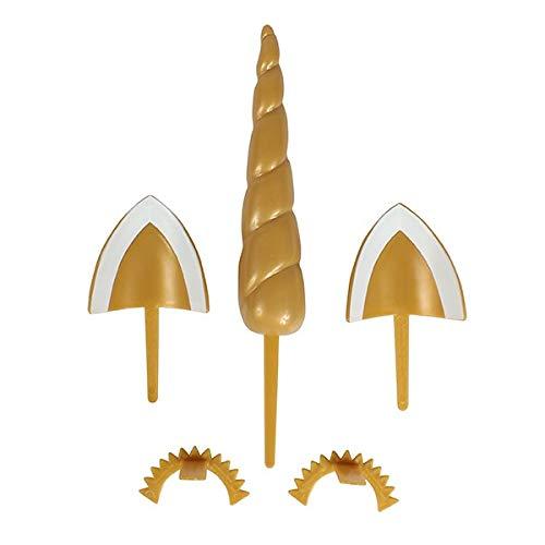 A1 Bakery Supplies Unicorn Creations Cake Decorating Set]()
