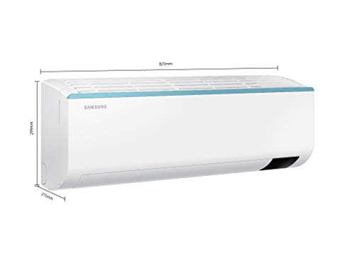 Samsung 1.5 Ton 3 Star Inverter Split AC (Copper, AR18AY3ZBUS, White) 2021 August Split AC with inverter compressor: Variable speed compressor which adjusts power depending on heat load. It is most energy efficient and has lowest-noise operation Capacity: 1.5T Energy Rating: 3 star