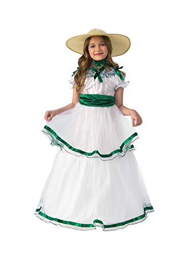 Girls Sweet Southern Belle Costume -