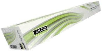Akod-Rollo de Plástico Adhesivo 90 G A0 Plotter: Amazon.es: Oficina y papelería