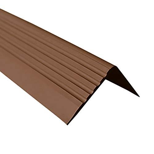 Profil/é descalier antid/érapant en PVC RGP 1,5 m x 42 mm
