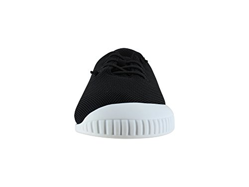 low cost for sale Dualyz Fit Breezy Summer Slipper Shoe with Removable Sole Black/White ebay funiawU6