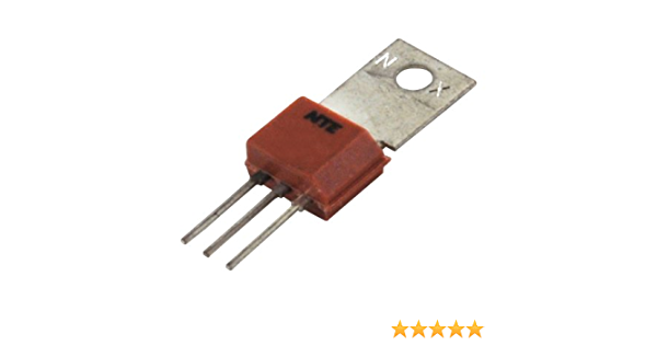 600V NTE Electronics NTE5925 Silicon Power Rectifier Diode DO-4 20 Amp Current Rating Anode Case