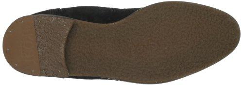 Kost Kapok5 - Botas de terciopelo hombre marrón - Ebène
