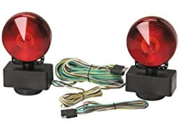 12V Magnetic Auto Tow Trailer Towing Light Kit